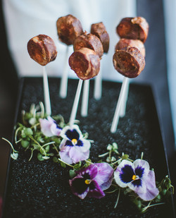 Lamb Lollipops