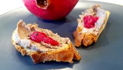 Chicken Liver Pâté with Cranberry