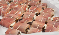 Prosciutto-Wrapped Dates