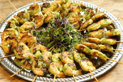 Shrimp Mojo Verde