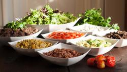 Salad Bar Display