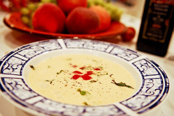 Golden Tomato Bisque