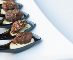 Amusebouche Steak