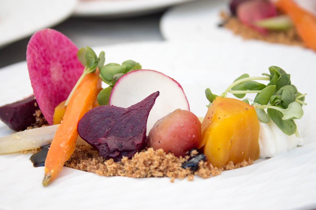 Beet Garden Salad