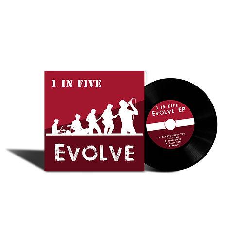EVOLVE EP CD