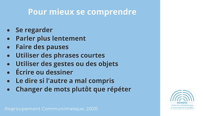 communicarte il est difficile quand - ve