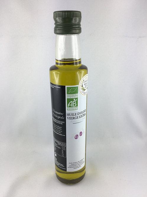 Huile d'olive vierge extra biologique 25 cl
