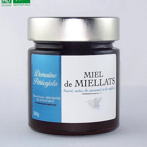 Miel de Miellats biologique 300 g