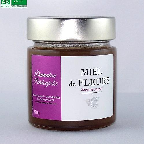 Miel de Fleurs 300 g