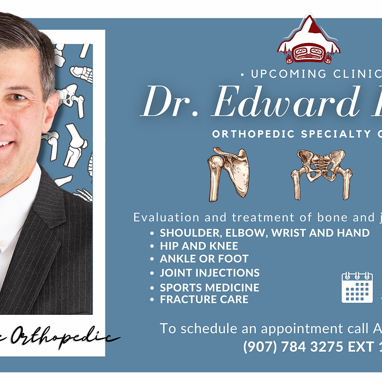 Dr. Edward Prince MD