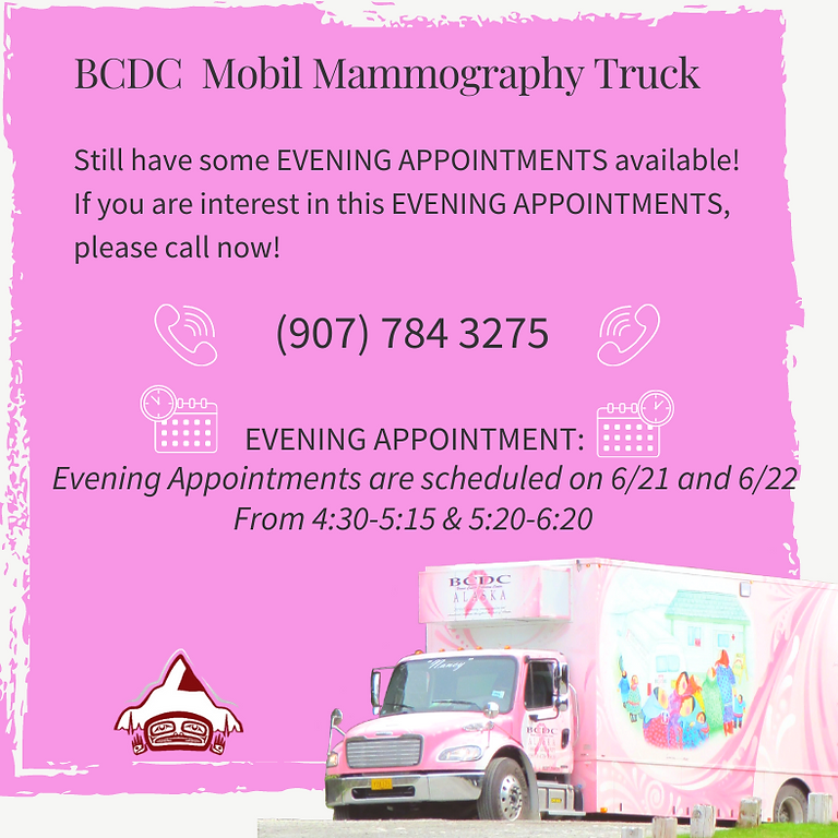 BCDC Mobil Mammography Truck