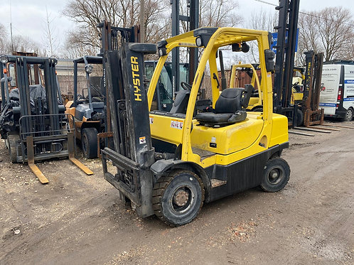 Hyster H2.5FT, 2500 кг, 4350 мм.