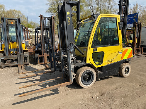 Hyster H3.5FT, 3500 кг, 5300 мм.