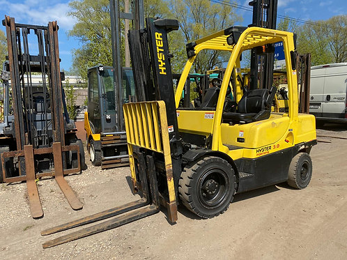 Hyster H3.0FT, 3000 кг, 3000 мм