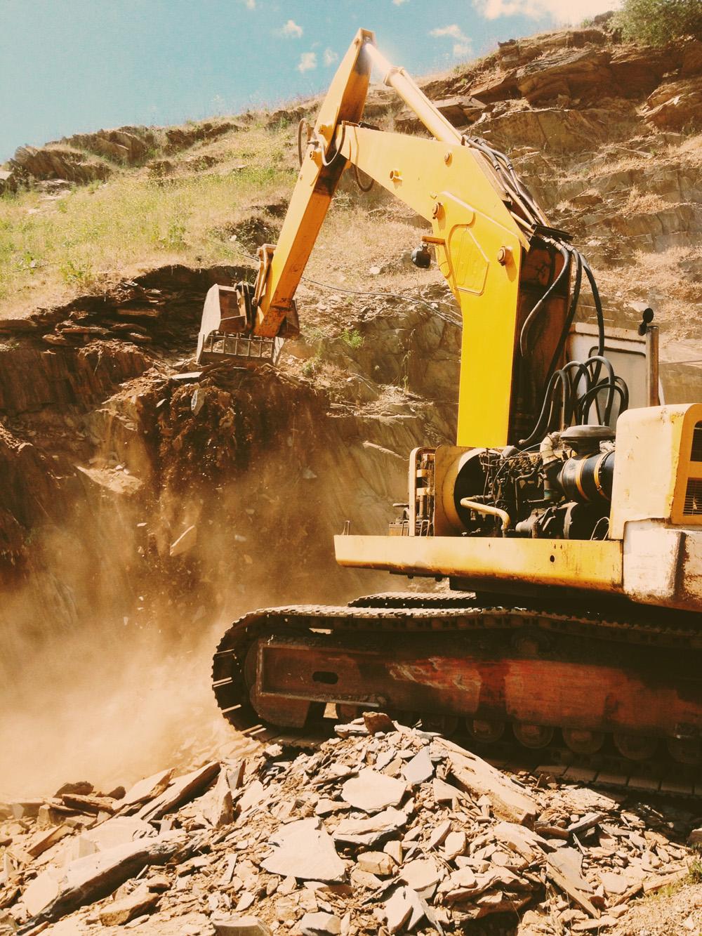Excavating Slate