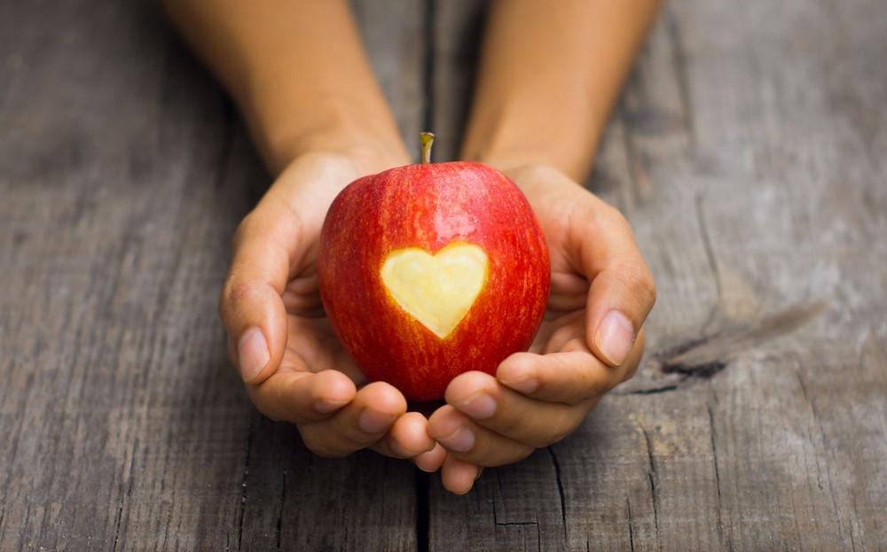 fruit défendu, pomme, expérience, traumatisme, souvenir, joie, vie, métaphore, chance, hypnose