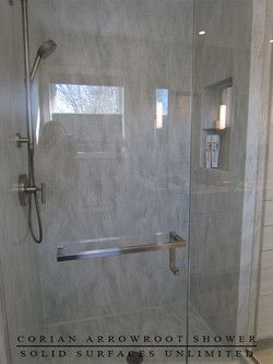 arrowroot shower 2