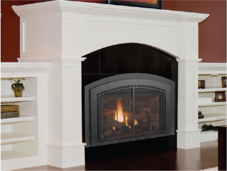 Victory Fireplace