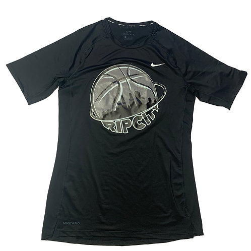 Rip-City Short Sleeve Compression Top