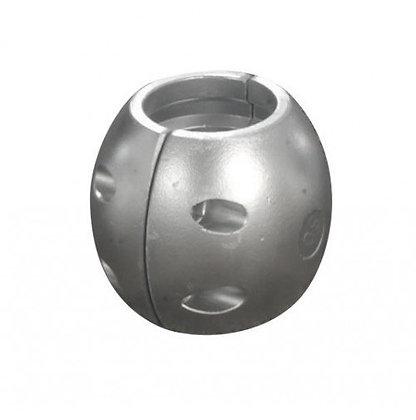 Анод цинковый на вал 63,5 мм, круглый, 2,4 кг