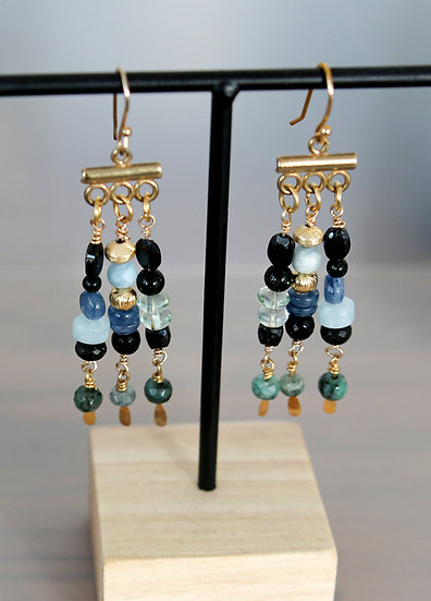 Flail Earrings
