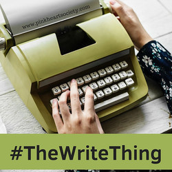 The Write Thing - Opening Act