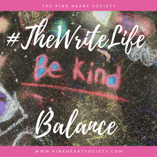 #TheWriteLifeBalance:  Sometimes Who We Are Isn't In Fashion