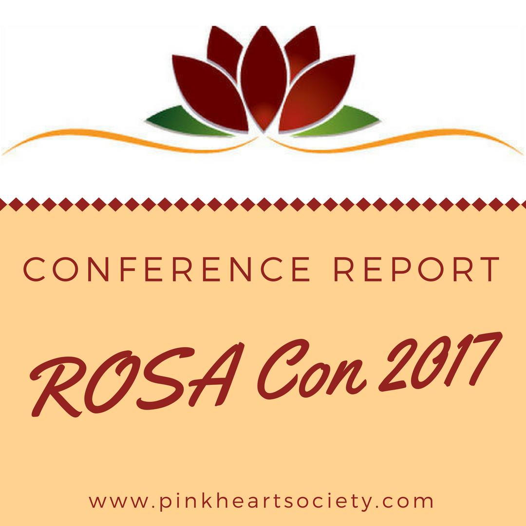 #ConferenceReport