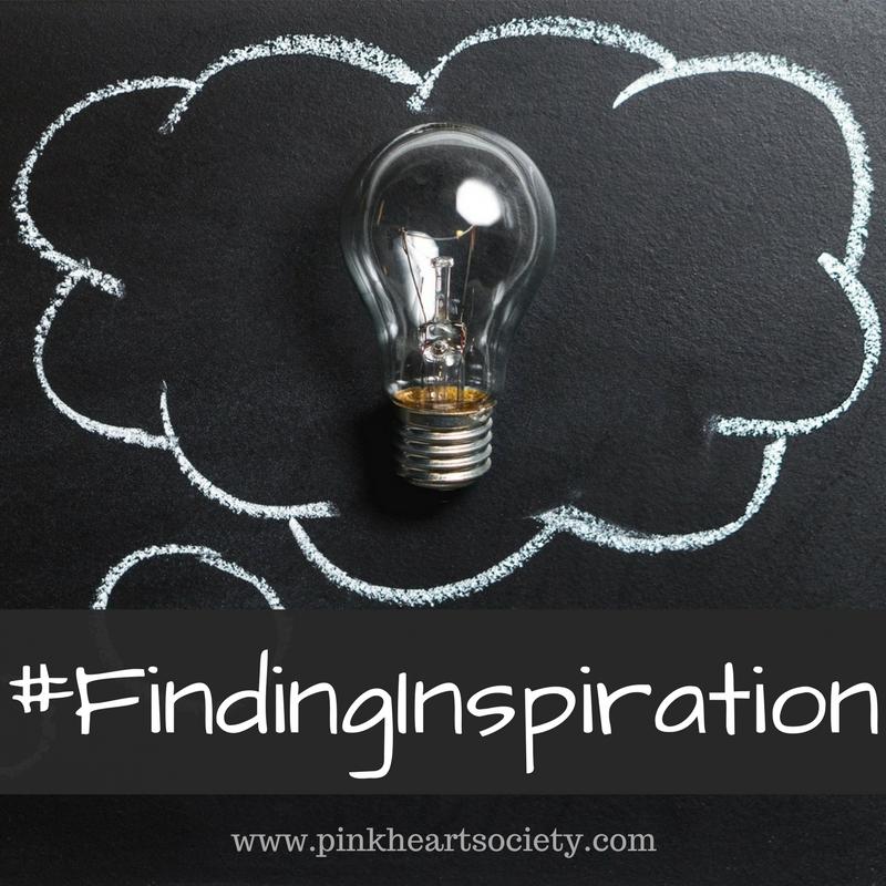 #FindingInspiration