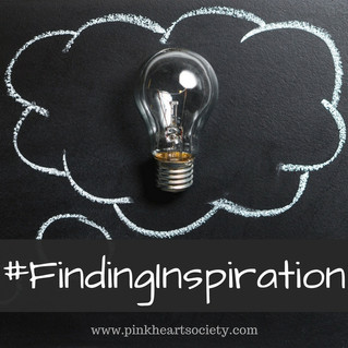 The Write Thing:  Finding Inspiration