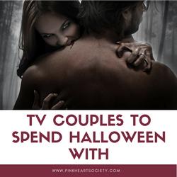 Halloween TV Couples