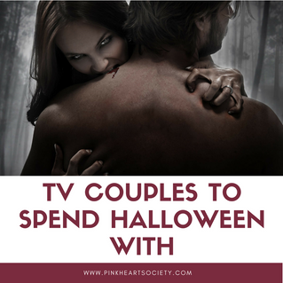 TV Couples to Spend Halloween With