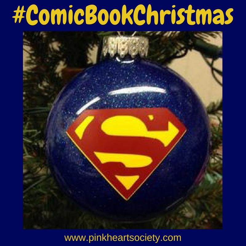 A Comic Book Christmas