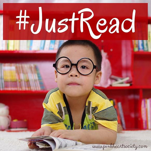 #JustRead