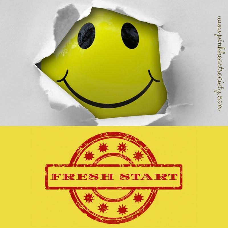 #FreshStart - Joanna Chambers