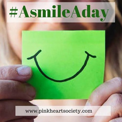 #AsmileAday