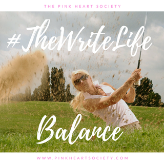 #TheWriteLifeBalance:  Figuring Out Who We Are