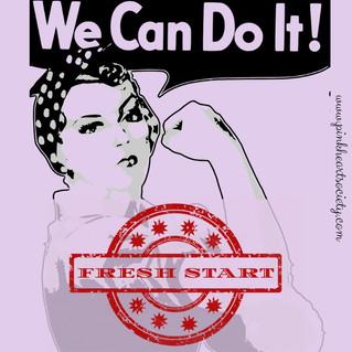 #FreshStart - Sheryl Lister