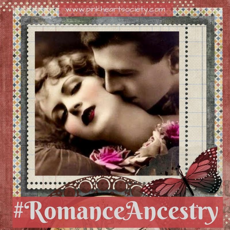 #RomanceAncestry