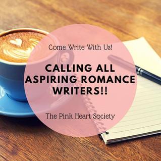 Calling All Aspiring Authors!