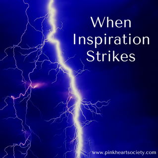 When Inspiration Strikes
