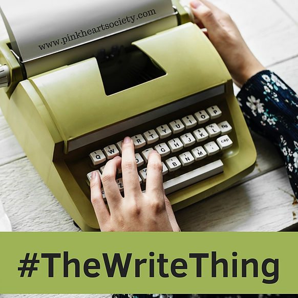 Top Tips for Writers from Writers