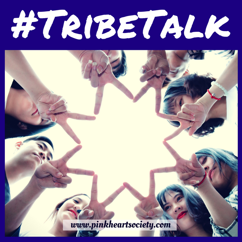 #TribeTalk