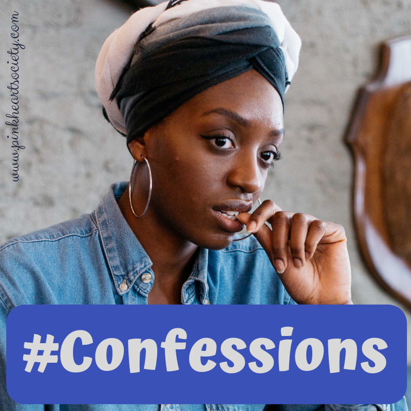 #Confessions