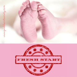 #FreshStart - Ellie Darkins