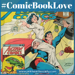 Comic Book Weddings