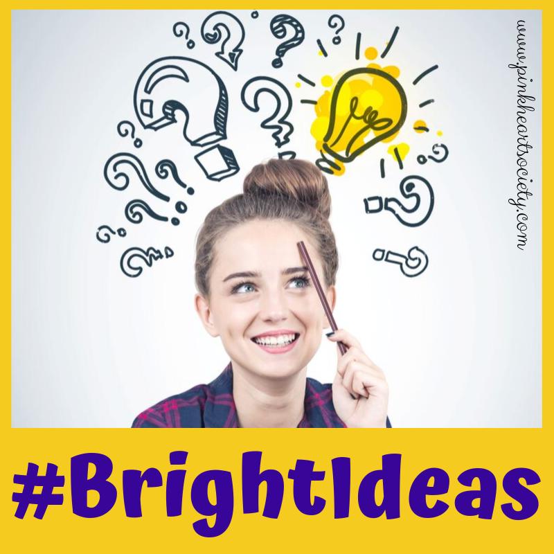 #BrightIdeas