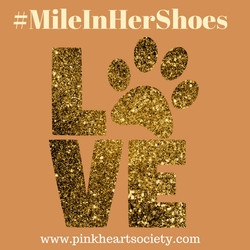#MileInHerShoes