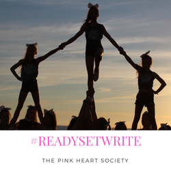 Ready, Set, WRITE