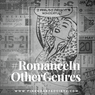 #RomanceInOtherGenres: Comic Book Love